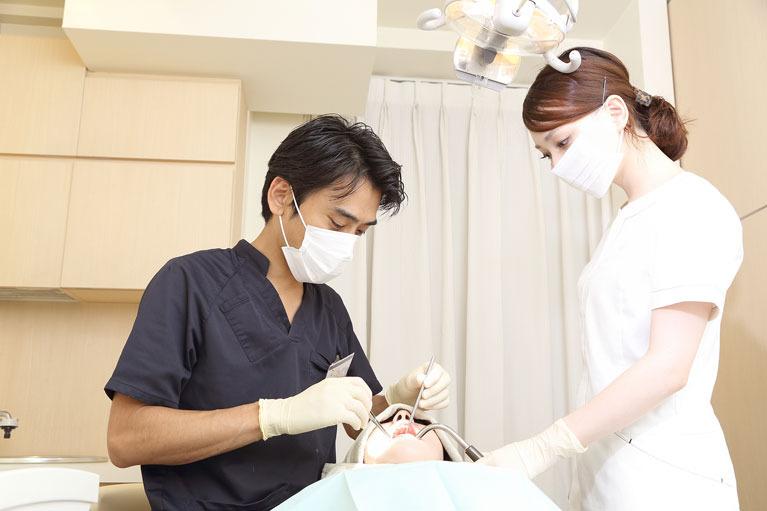 虫歯治療への取り組み